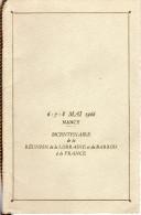 Bicentenaire De La Réunion De La Lorraine Et Du Barrois à La France - Variétés Et Curiosités