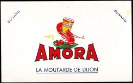 AMORA - La Moutarde De Dijon - Mostard