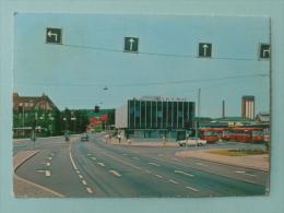 AAHENRAA , Rutebilstationen - Danemark