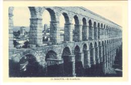 Spain - Segovia - El Acueducto - Segovia