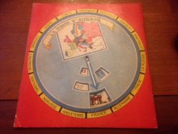 Ancien Livre à Système Le Tour D Europe - Livres, BD, Revues
