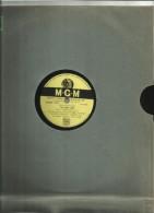 M.G.M. 78 GIRI  YOU ARE LOVE & OL'MAN RIVER DISCO DISC VINILE - Formati Speciali