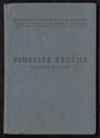 YUGOSLAVIA / CROATIA Rijeka - Boat -  Pomorska Knjizica - Seamans Book - Mercantile Marine, Year 1972 - Very Interesting - Boats