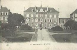+87 Fougère - Hôtel Dieu - Fougeres