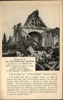 49 - CHOLET - La Victoire Des Morts Par Maurice Laurentin - Cholet