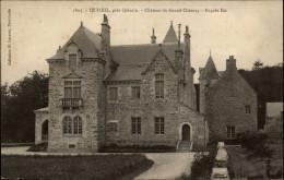 22 - LE FOEIL - Château Du Grand-Chesnay - Façade Est - Quintin - Autres Communes