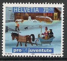 Suisse Schweiz Svizerra Switzerland Pro Juventute 2000 Zumstein** No 356 - Ongebruikt