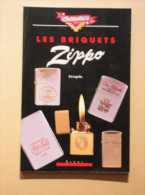 ERIC LEGUEBE LES BRIQUETS ZIPPO 1991 - Zippo