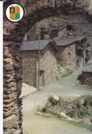 CPM 10X15 .  ANDORRE . CANILLO . Arc D´entrée à L´Eglise - Andorre