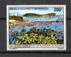 NOUVELLE CALEDONIE  PA N° 124  NEUF SANS CHARNIERE COTE  22.00€   PORT - Neufs