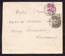 E-USSR-04 LETTER TO PRAHA 21.04.1931
