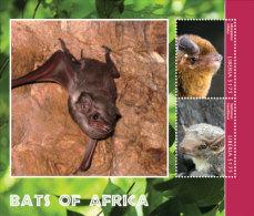 LIBERIA  2964  IGPC # 1424 S ; MINT N H STAMPS OF BATS - Liberia