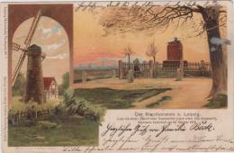 AK - KÖNIGSTEIN Bei LEIPZIG (Historische Postkarte) 1900 - Leipzig
