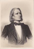 Franz Liszt - Chanteurs & Musiciens