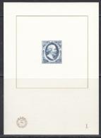 PAYS-BAS Cat.NVPH Nr: Blauwdruk Nr. 1 Eerste Ned. Postzegel 2004  NEUF Sans CHARNIERE / MNH / POSTFRIS - Neufs