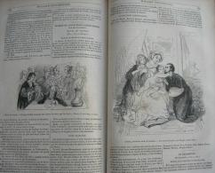 MAGASIN PITTORESQUE 1842N°41:SINGE ALBINOS/MUSEE DE NANTES/MAROCCO CHEVAL SAVANT DU 16EME S. - 1800 - 1849