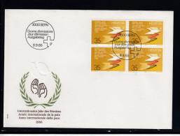 Schweiz  MiNr.  1327      Illustr. Ersttagsbrief / FDC - FDC