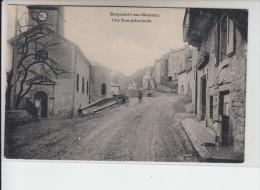 AVEYRON - ROQUEFORT SUR SOULZON - Une Rue Principale - Roquefort