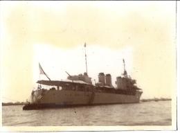 CONTRE-TORPILLEUR  GUEPARD  8,5 X 11,5cm - Barcos