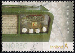A445 - Norge 2009 - Norwegian Year Of Cultural Heritage - Used Stamps