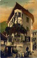 Bozen - Das Batzenhaus'l - Formato Piccolo Viaggiata - Bolzano (Bozen)