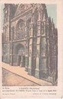 CPA Vannes - Cathédrale St-Pierre - Facade Ouest Et Angle De La Facade Sud (13298) - Vannes