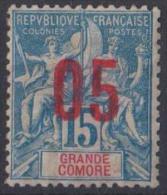 GRANDE COMORE  N* 22  TB - Grandi Comore (1897-1912)