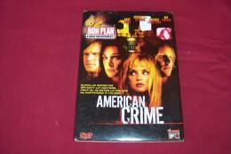 AMERICAN CRIME - Policiers