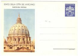 LACALT - CITE DU VATICAN - EP CP SERIE DE 4 2ème TIRAGE N° C8/1 + C8/2 + C9/1 + C9/2  NEUVE  RARE - Postal Stationeries