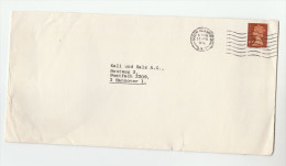 1976  GB COVER  10p  Stamps South Kensington   To Germany - 1952-.... (Elizabeth II)