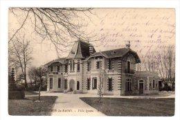 Dept 33,Gironde,Cpa Andernos Les Bains,Villa Ignota - Andernos-les-Bains