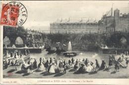LUNEVILLE AU XVIIIème Siècle  - 54 -   Le Chateau - Le Rocher  VAN - - Luneville