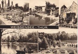 WEISSENSEE  THUR   CPA CIRCULEE - Weissensee