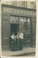 Carte Photo   Boulangerie Patisserie Le Gourier  Photographe Lyon - Photographie
