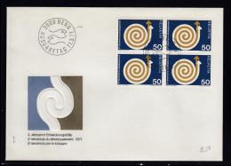 Schweiz  MiNr. 944     Illustr. Ersttagsbrief / FDC - FDC