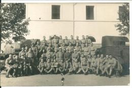 Carte Photo Militaire - Guerre 1914-18