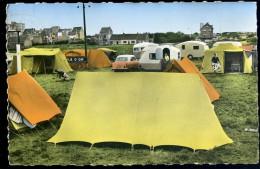 Cpsm Belgique Middelkerke Chaussée D' Ostende Camping Hippocampe   JA15 57 - Middelkerke