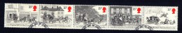 Great Britain - 1984 - First Mail Coach Run Bicentenary - Used - 1952-.... (Elizabeth II)
