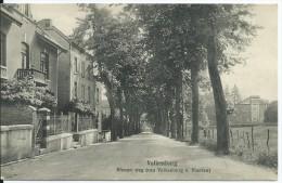 Valkenburg,Nieuwe Weg Van Valkenburg Naar Heerlen Gelopen Kaart 1915,stempel Oosterblokker - Valkenburg