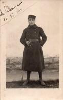 01 La Valbonne Carte Photo Militaire Camp De La Valbonne 1922 - Non Classés