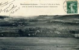 BEAUCAMPS-le-JEUNE Vue De La Vallée De La Bresle, Prise Au Sentier De Beauchamp-le-jeune à Guémicourt (C8660) - Unclassified