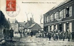 BEAUCAMPS-le-JEUNE Rue De L'église (C8669) - Unclassified