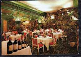 33 BORDEAUX RESTAURANT LE CHAPON FIN LA SALLE A MANGER CARTE PHOTO COULEUR - Bordeaux