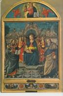 Volterra  La Madonne Et L Enfant Avec Des Saints - Pisa