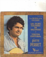 45T P. PERRET - Autres - Musique Française
