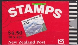New Zealand 1992 Views Booklet ** Mnh (20541) - Carnets