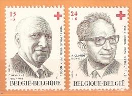 COB  2241/2242  (MNH)  (Lot 385) - Belgique