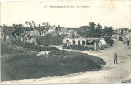 02: GERNICOURT Le Carrefour - Autres Communes