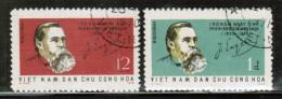 VN 1970 MI 639-40  USED - Vietnam