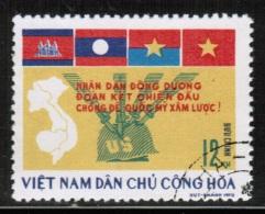VN 1970 MI 638 USED - Vietnam